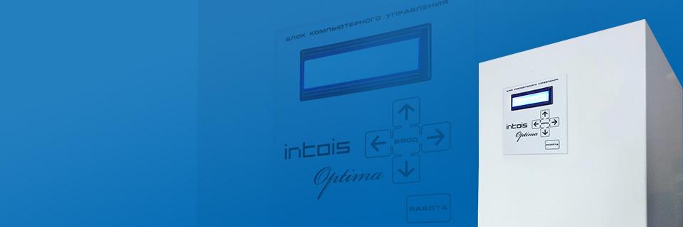 современные электрокотлы от Интоис